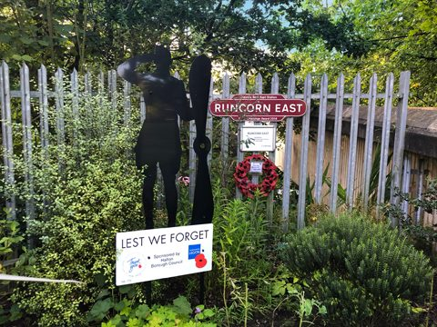 Runcorn East