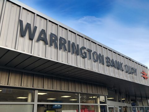Warrington Bank Quay